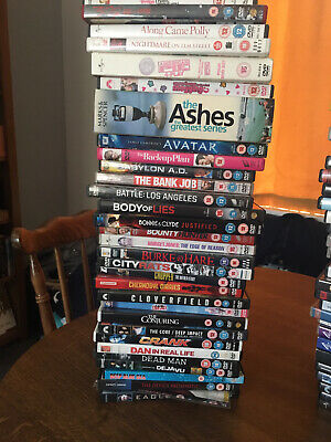 bundle of dvds