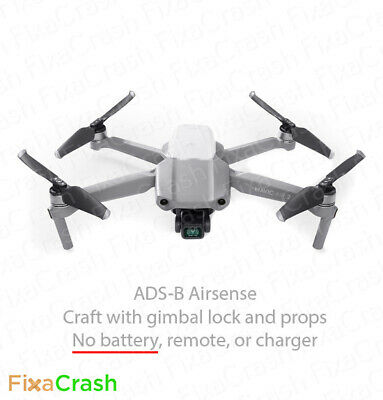 Brand New DJI Mavic Air 2 Craft - ADS-B Airsense - Replacement Unit - NO Battery