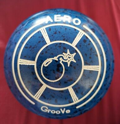 AERO GrooVe BOWLS SIZE 5 IMMACULATE CONDITION.