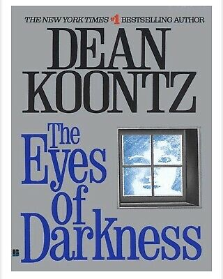 The Eyes Of Darkness By Dean Koontz ✅VIRUS EPIDEMIC ‮ ‮ FDP ✅ suri_v_anoroc✅