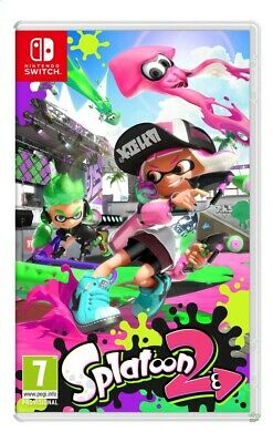 Splatoon 2 (Lire La Description) - Compte Primaire (Nintendo Switch)