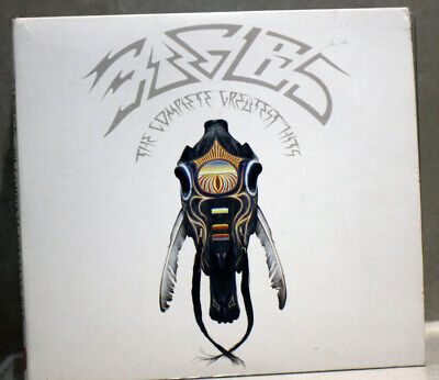 Eagles The Complete Greatest Hits Digipak 2cd