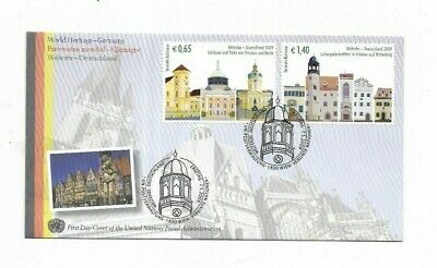 Germany - Modern First Day Cover - 2009