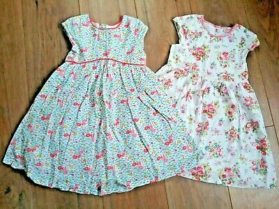 2 girls dresses age 2-3 cath kidston and john Lewis summer dresses ( lot110)