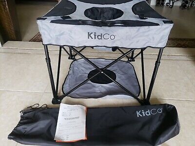 KidCo P7004 GoPod - Midnight Grey and Black..used 1 time