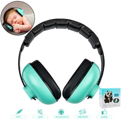 Baby Ear Defender Noise Cancelling Headphones for Kids Noise Reduction Earmuffs