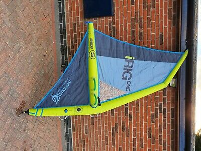 Arrow iRIG Inflatable Windsurfing Sail 2019 Size Small Perfect Condition