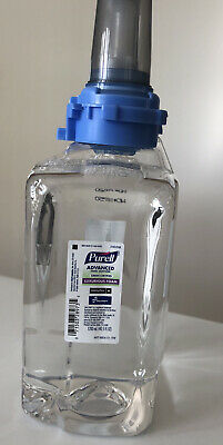 Gojo Advanced Hand Sanit. Foam 1200ml Refill for ADX-12 Dispenser