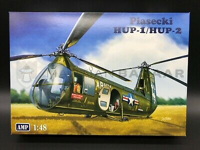 AMP 1/48 48014 Piasecki HUP-1/HUP-2 (Ships from Canada!)