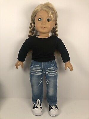 "American Girl Doll Lanie Holland 18"" Doll, 2010 Girl Of The Year"