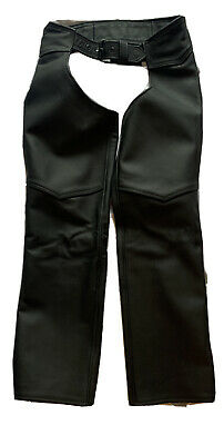 Women's Leather Chaps Small