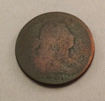 1796 Draped Bust Large Cent 1c One Cent