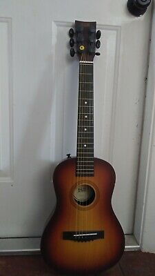 First Act FG127 Acoustic Guitar - Natural