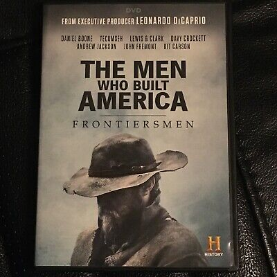The Men Who Built America: Frontiersmen 2 DVD