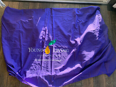 Young Living Essential Oils Independent Distributor Tablecloth