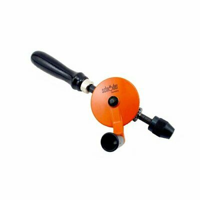 Schroeder Hand Drill 1/4-Inch Capacity (1-(Pack))