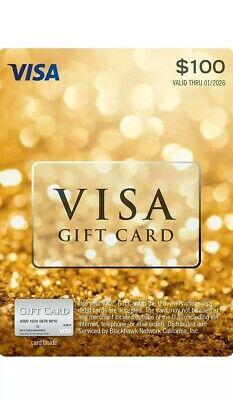 """$100  Gift Card *PLEASE READ"""""""