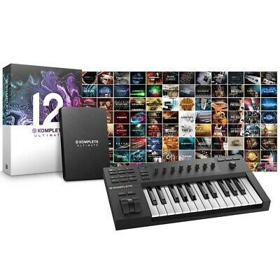 Native Instruments Komplete Kontrol A25 con Komplete 12 Ultimate