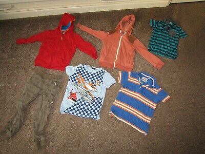 Boys clothing bundle ages 6-7 years, includes John Lewis hoodie & trousers