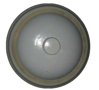 12 - 15 Gallon LARGE Stoneware Crock LID ONLY Redwing?