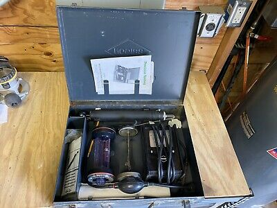 Brigon T35 Oil Combustion Test kit - Complete