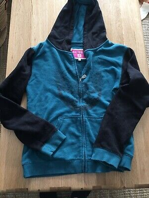 saltrock Girls Zipped Hoodie Size 13 Years