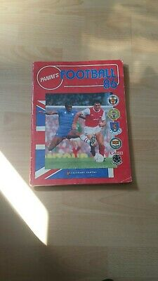 Panini Football 86 Cut Outs Stickers
