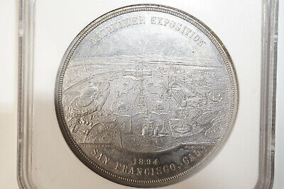 1894 California Mid-Windter Exposition Medal Hk-255