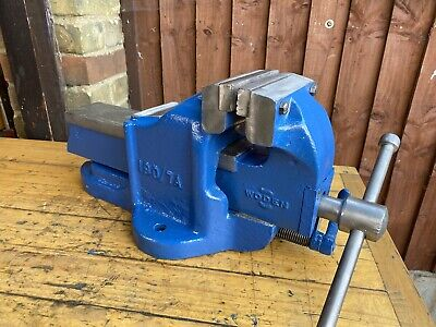 Woden 190/7A Engineers Quick Release Bench Heavy Duty Vice