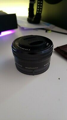 Sony SELP1650 - 16-50mm - Power Zoom - f/3.5-5.6 - Used with NO RESERVE