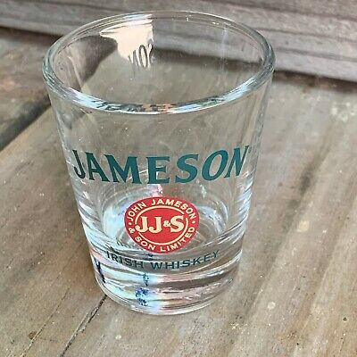 Jameson Irish Whiskey Shot Glass
