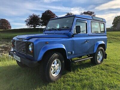 Land Rover Defender 90 country station wagon
