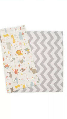 Baby Care Play Mat - Haute Collection (Large,  Gray) - Play Mat