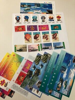 Lot of Hong Kong Stamps