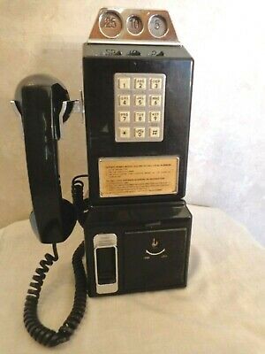 Tele Concepts Working Telephone & Bank (#3171)