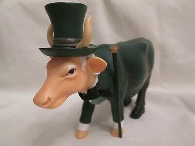 Wizard of Oz The Wizard Cow Parade 7722 Westland Giftware Figure Figurine 2005