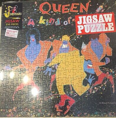 Queen A Kind Of Magic Puzzle Official Sealed !!!