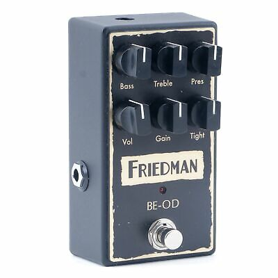 Friedman BE-OD Overdrive Guitar Effects Pedal P-11071