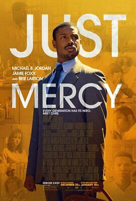 READ Just Mercy HDX VUDU INSTAWATCH Digital No Physical Disk HD 2020 movie