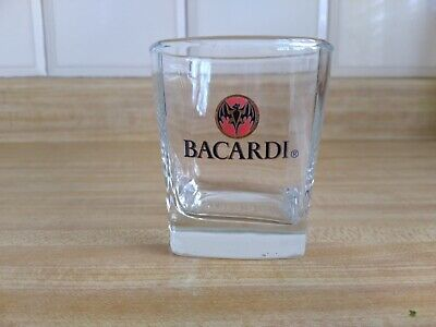 Bacardi Collection Glass