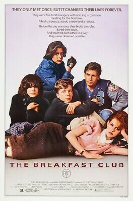 READ Breakfast Club HDX VUDU INSTAWATCH Digital No Physical Disk HD 1985 movie