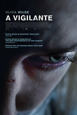 READ A Vigilante HDX VUDU INSTAWATCH Digital copy No Physical Disc 2019 movie