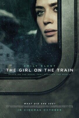 READ Girl On The Train HDX VUDU INSTAWATCH Digital copy No Physical Disc 2016