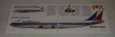 1980 Philippine Airlines Ad - Our 747's Are Latest