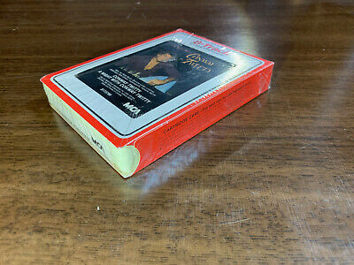 """Conway Twitty – A Night With Conway Twitty  8 Track Tape * NEW SEALED """""""