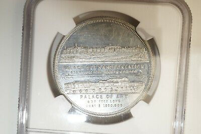 1904 St Louis World's Fair Medal Palace Of Varied Industries