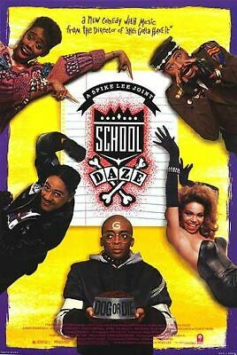READ School Daze HDX VUDU Digital copy No Physical Disc 1988 movie