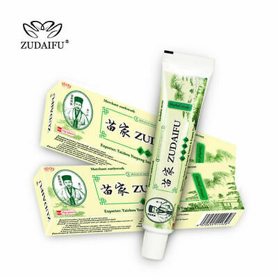 10PCS Dermatitis Treatment Psoriasis Rash Ointment Skin Care Cream US Shipping