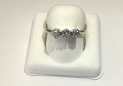 Ladies Vintage Diamond Engagement Ring .60 Ct.