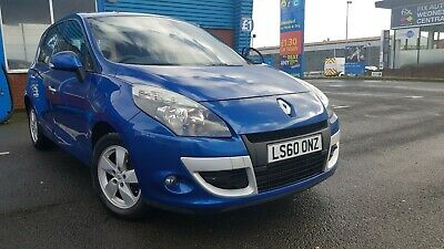 Lovely Renault Scenic Dynamique Ttom 5 Seater- 2010- 1.5 Dci !!